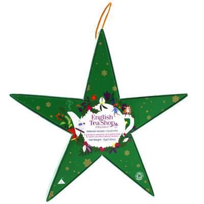 2113 - English Tea Shop green star 6 tb