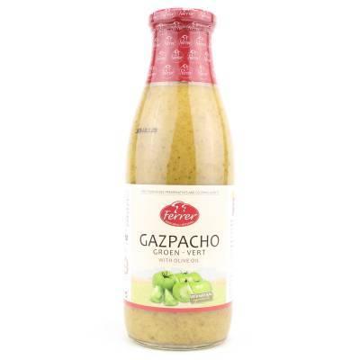 8418 - Ferrer groentesoep met mozzarella 720 ml