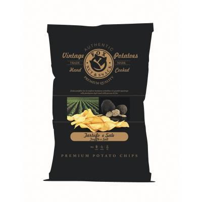 9928 - Fox Italia potatoes chips truffle & salt 40 gr