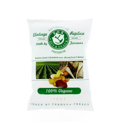 9944 - Fox Italia vegano chips 150 gr