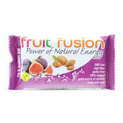 17200 - Fruit Fusion vijgenbrood reep 40 gram