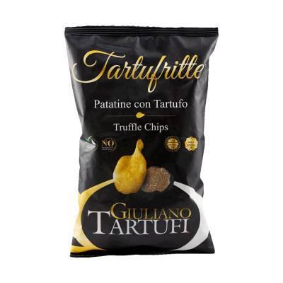 131313 - Giuliano Tartufi truffle chips 45 gram