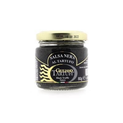131314 - Giuliano Tartufi black truffle sauce 80 gram