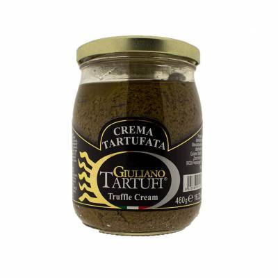 131326 - Giuliano Tartufi truffle cream 460 gr