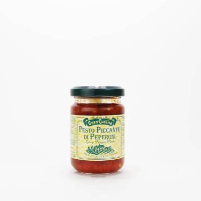 9783 - hete paprika pesto 130 GR