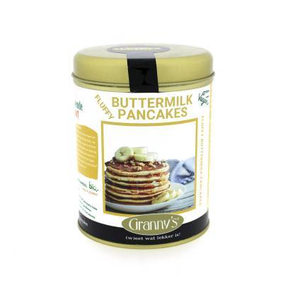 1707 - Granny's buttermilk pancakes mix 525 gram