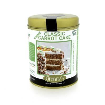 1708 - Granny's carrot cake mix 650 gram