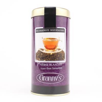 1710 - Granny's blaadjes voor theefanaatjes 90 gram