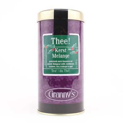 1717 - Granny's kerst thee 100 gram