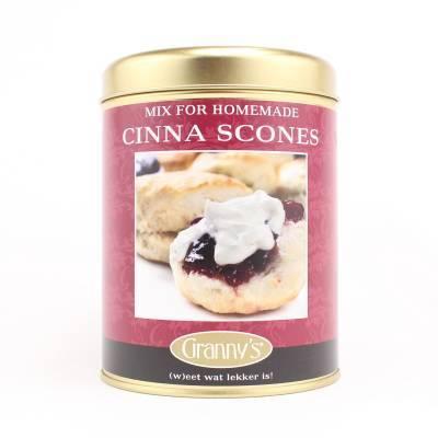 1718 - Granny's cinnascones in blik 500 gram
