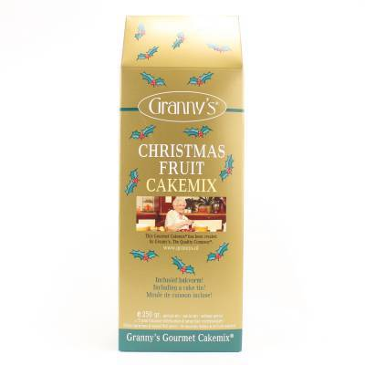 1725 - Granny's christmas fruit cakemix 250 gram