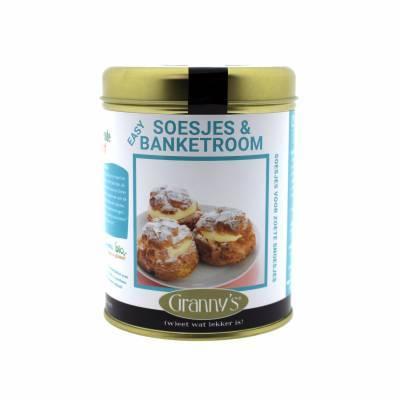1739 - Granny's soesjes & banketroom 510 gram