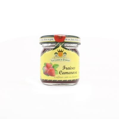4610 - Les Comtes de Provence aardbei camarosa mini 40 gram