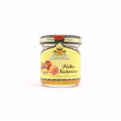 4613 - Les Comtes de Provence perzik nectarine mini 40 gram