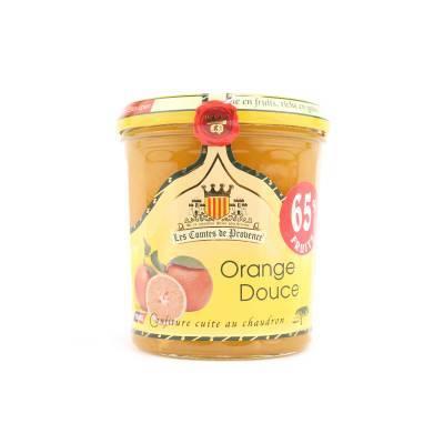 4621 - Les Comtes de Provence sinaasappel 340 gram