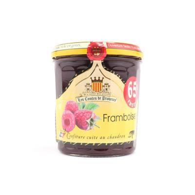 4625 - Les Comtes de Provence frambozen 340 gram