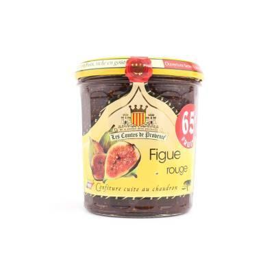 4627 - Les Comtes de Provence rode vijgen 340 gram
