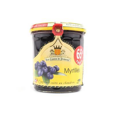 4629 - Les Comtes de Provence wilde bosbessen 340 gram