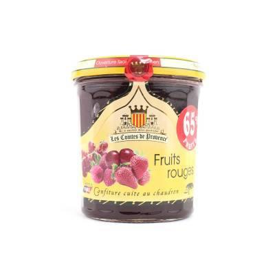 4630 - Les Comtes de Provence rood fruit 340 gram