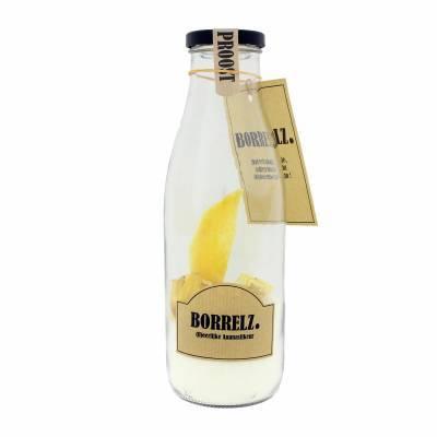 38004 - Borrelz ananaslikeur 700 ml