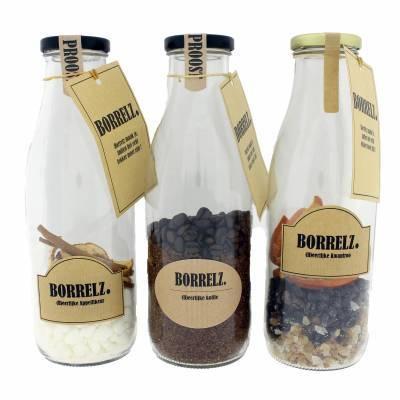 38011 - Borrelz assortidoos koffie 8400 ml