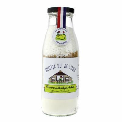 10002 - Heerlijk uit de Streek havermoutkoekjes met kokos 319 gram