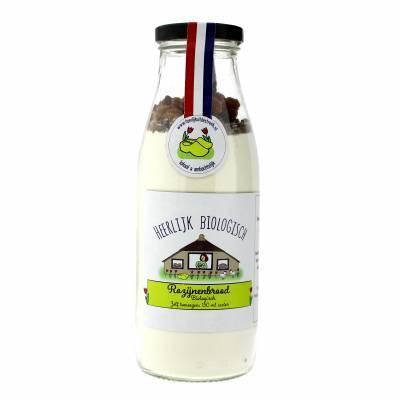 10031 - Heerlijk uit de Streek rozijnenbrood BIO 250 gram