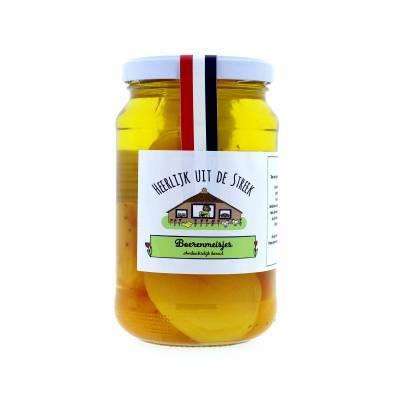 10043 - Heerlijk uit de Streek boerenmeisjes 370 ml