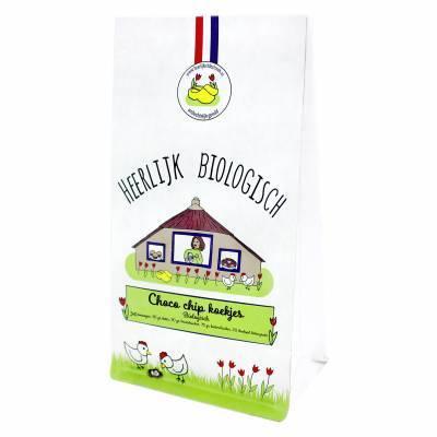 10036 - Heerlijk uit de Streek choco chip cookie BIO 300 gram