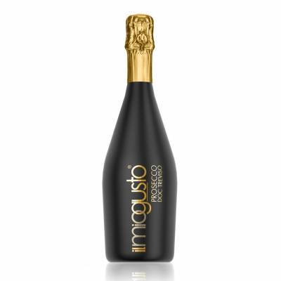 35908 - Il Mio Gusto prosseco doc black gold 750 ml