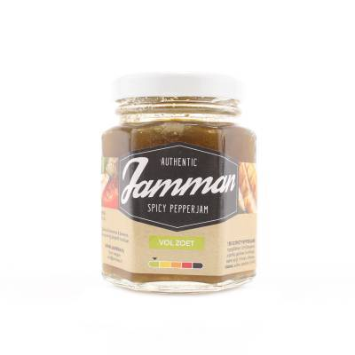 19360 - Jamman spicy pepperjam groen 100 ml