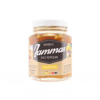 19361 - Jamman spicy pepperjam geel 100 ml