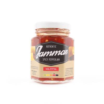 19363 - Jamman spicy pepperjam rood 100 ml