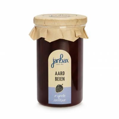 3430 - Jan Bax confituren aardbeien 370 gram