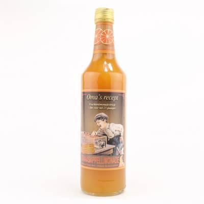 1831 - Jan Bax oma's limonade sinaasappel 750 ml