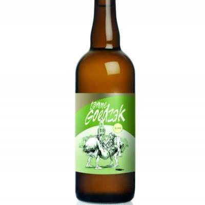 3520 - Jan Bax scheldebrouwerij lamme goedzak 750 ml