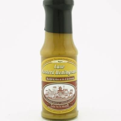 4331 - Jan Bax mosterd honingsaus 250 ml