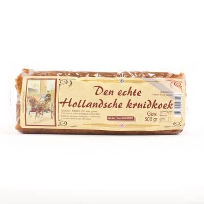 3405 - Jan Bax echte hollandse kruidkoek 500 gram