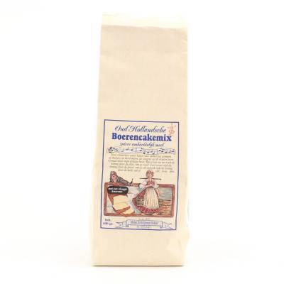3413 - Jan Bax boerencakemix met amaretto 400 gram