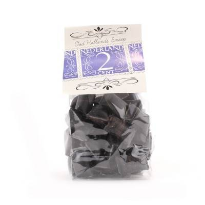 4014 - Jan Bax dropkussentjes 125 gram