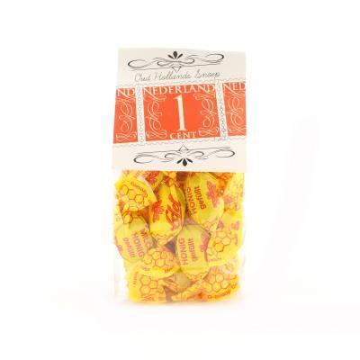 4016 - Jan Bax honing bonbons 100 gram