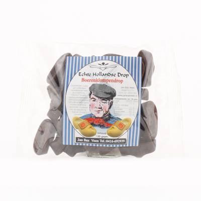 4018 - Jan Bax boerenklompdrop 130 gram