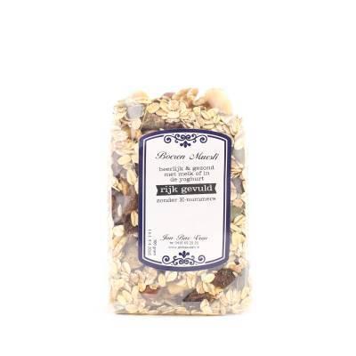 4030 - Jan Bax boeren muesli 300 gram