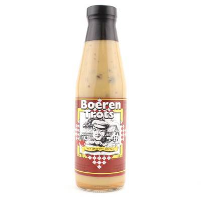 4272 - Jan Bax boerentrots amarenekersen 500 ml