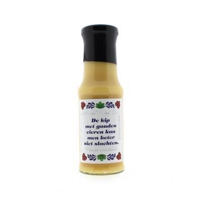 4388 - Jan Bax boeren lekkernij eierlikeur naturel 200 ml