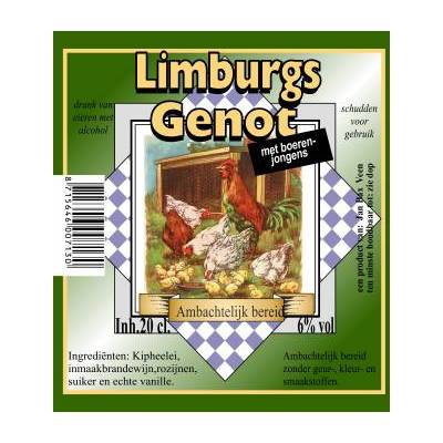 4266 - Jan Bax limburgs genot boerenjongens 200 ml