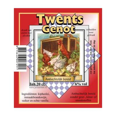 4205 - Jan Bax twents genot naturel 200 ml
