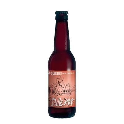 8559 - Jan Bax scheldebrouwerij dulle griet 330 ml