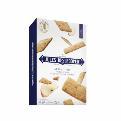 4663 - Jules de Strooper appelkoekjes 67 gram
