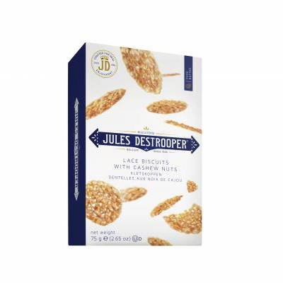 4665 - Jules de Strooper kletskoppen 75 gram